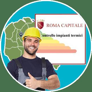 Bollino Blu Caldaia Roma