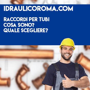raccordi tubi roma