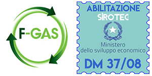 certificati f-gas e DM 37/08