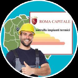 Bollino Caldaia Roma